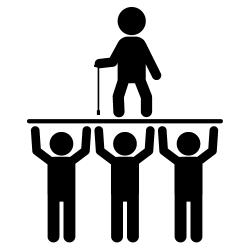 لجنة المتقاعدين